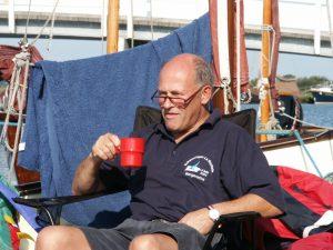 Diederik Broekman - Longboat Pebble